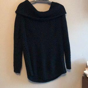 black tobi sweater